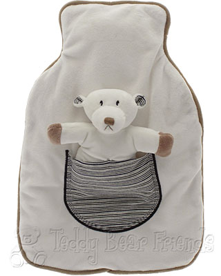 Charlie Bears Hot Water Bottle