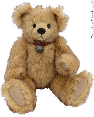 Charlie Bears Luke Jointed Bear