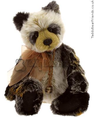 Charlie Bears Manfred Bear