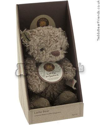 Charlie Bears Baby Organics Larlie
