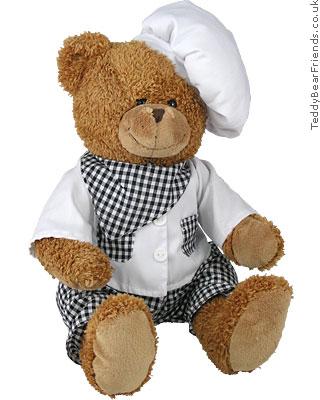 Sunkid Chef Bear