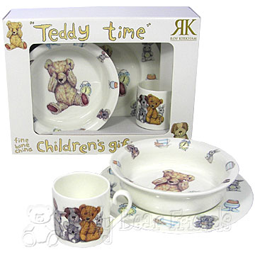 Roy Kirkham Teddy Time Childrens Gift Set