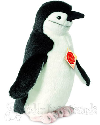 Teddy Hermann Chinstrap Penguin Soft Toy