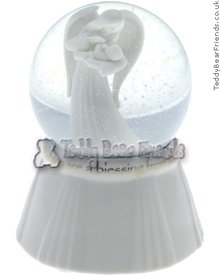 Gund Christening Angel Waterglobe