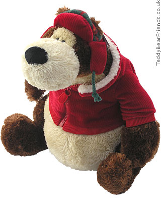 Gund Christmas Bear