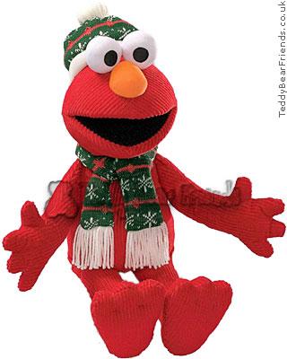 Gund Christmas Elmo