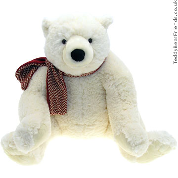 Christmas Polar Bear Gund 088940