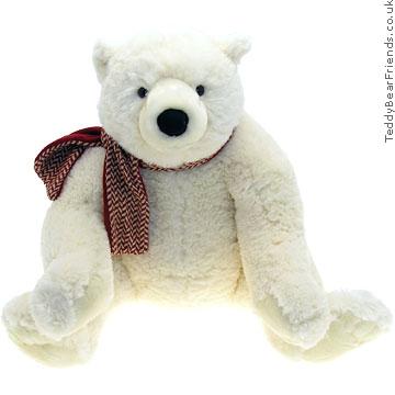 Gund Christmas Polar Bear
