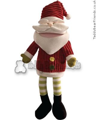 Gund Santa Hand Puppet