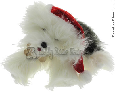 Gund Christmas Sheepdog