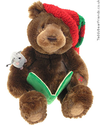 Christmas Story Bear Gund 088754