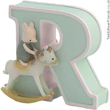 Pepperpot Classic Pooh Alphabet R