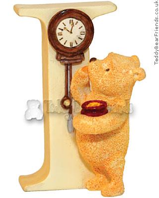 Border Fine Arts Classic Winnie the Pooh Alphabet Letter I