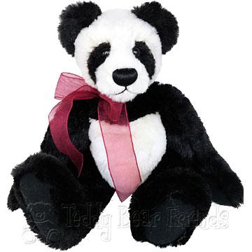 Clemens Spieltiere Little Panda Bear