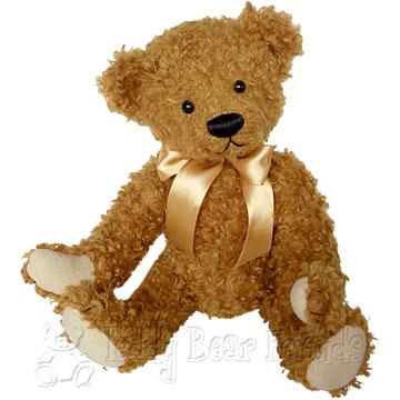 Clemens Spieltiere Kaspar Teddy Bear