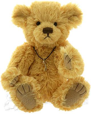 Clemens Spieltiere Little David Teddy Bear