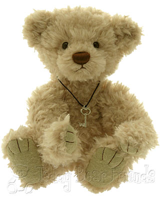 Clemens Spieltiere Little Teddy Bear Colin