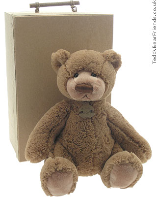 Histoire d'Ours Snuggle Coffee Bear