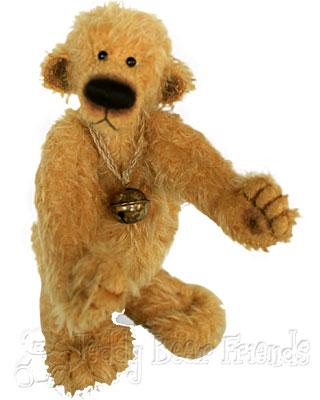 Clemens Spieltiere Collectible Teddy Fynn