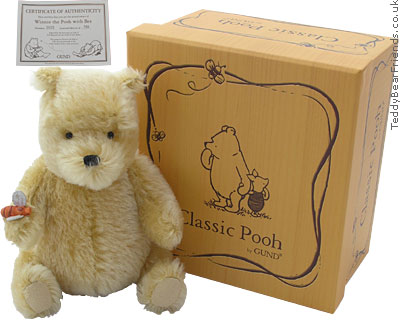 Gund Collectibles Collectible Winnie the Pooh Bear
