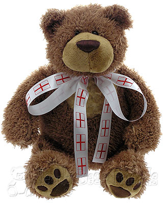 Teddy Bear Friends Exclusive Come On England Teddy Bear