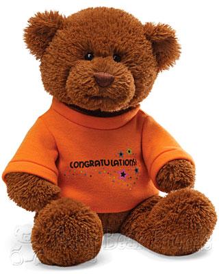 Gund Congratulations Bear