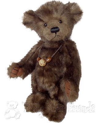 Clemens Spieltiere Conrad Teddy Bear