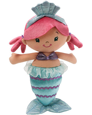 Gund Coralia Mermaid Dolly