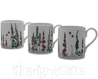 Roy Kirkham Cottage Garden Coffee Mugs