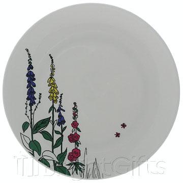Roy Kirkham Cottage Garden Plate
