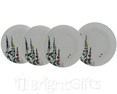 Roy Kirkham Cottage Garden Plates