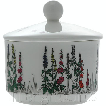 Roy Kirkham Cottage Garden Sugar Bowl
