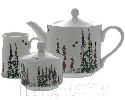 Roy Kirkham Cottage Garden Tea Set