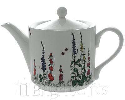 Roy Kirkham Cottage Garden Teapot
