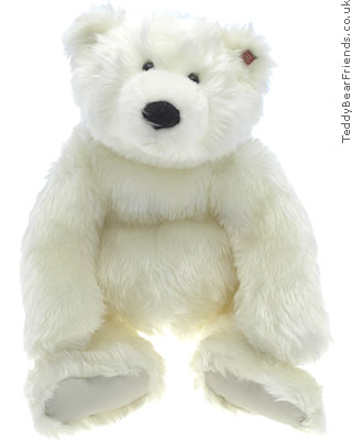 Gund Cute White Bear