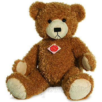 Teddy Hermann Dark Gold Teddybear