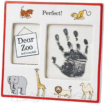 Dear Zoo Dear Zoo Impression Frame