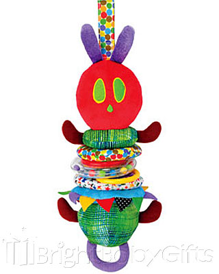 Rainbow Designs Developmental Jiggle Hungry Caterpillar
