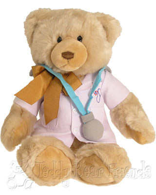 Doctor Bear Gund 15334