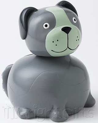 Nodibank Dog Money Bank