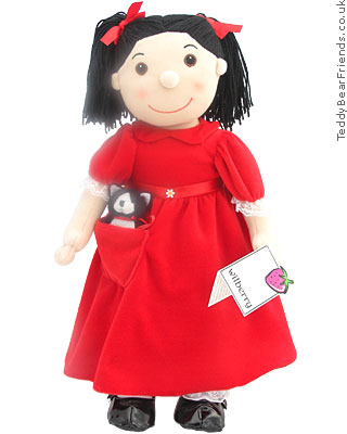 Wilberry Dolls Sarah Doll