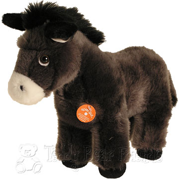 Teddy Hermann Donkey Soft Toy
