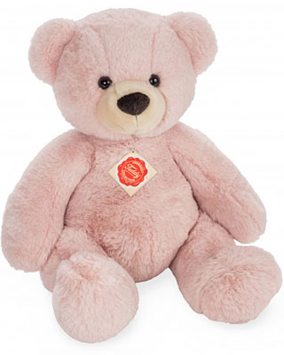 Teddy Hermann Dusty Rose Teddy Bear