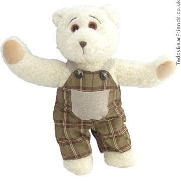 Ecochums Woolly Boys Bear