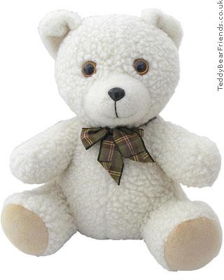 Ecochums Woollen Bear