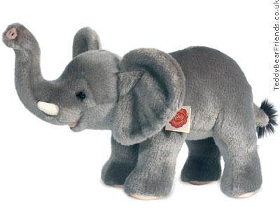 Teddy Hermann Elephant