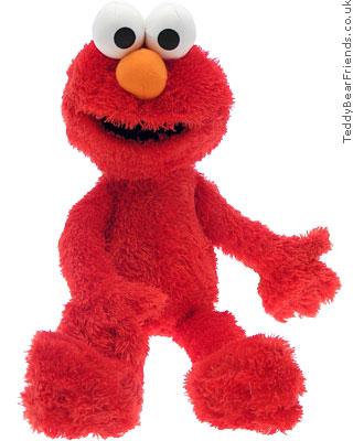 Gund Big Elmo