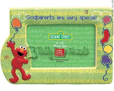 Gund Elmo Photo Frame