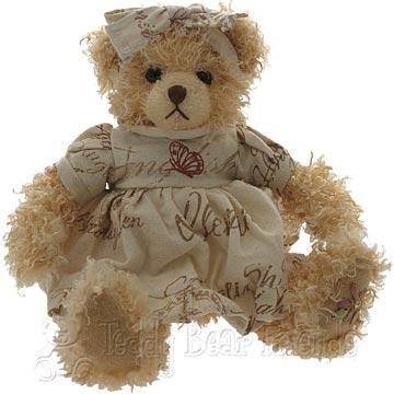 Settler Bears Elsie Teddy Bear