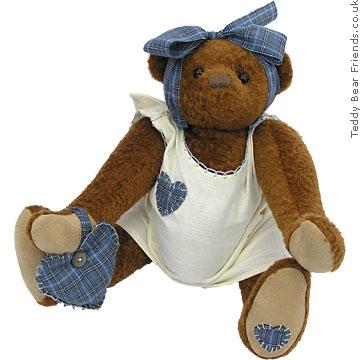 Charlie Bears Emily Bear